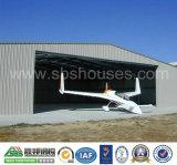 Sbs Design Construction for Steel Structure Hangar