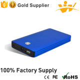 Metal Phone Charger 9, 000mAh Portable Power Bank Single USB