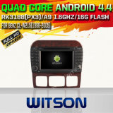 Witson Android 4.4 Car DVD for Benz Cl-W215