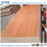 Wood Grain Melamine Particle Board/Chipboard for Furniture