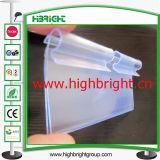 Transparent Cheap PVC Price Label Tag for Hooks