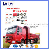 HOWO Dump Truck Spare Parts for Heavy Duty Truck