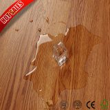 5mm Thickness 0.3mm Wear Resistant Wood Glitter Vinyl Flooring for Bedroom