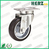 ESD PU Caster Antistatic Stainless Steel Ruuber Wheels