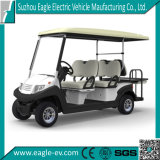 New Electric Golf Car, 6 Seats, 4+2