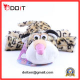 Custom Made Plush Stuffed Leopard Pet Toy