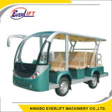 High Quality 11 Seat Eleven Passenger Capacity Electric Golf Cart