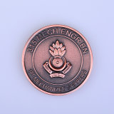 Customized Metal 3D Copper Coin