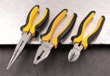 "7"" Pliers Combination Cushion Grip Pinchers"