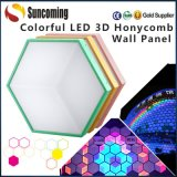 New Design Wedding Decoration LED 3D Wall Ceiling Panel Light