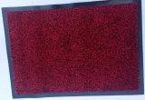 PP Red Cut Pile Plush Carpet