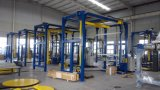Rotary Arm Wrapping Package Machine with Top Plate
