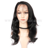 Hand Tied Human Hair Body Wave Lace Wig