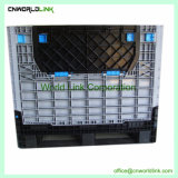Hot Sale Big Volume Fruit and Vegetable Pallet HDPE Folding Box