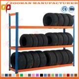 Longspan Metal Wheel Sand Tyres Racking Shelving Warehouse Racking (Zhr294)