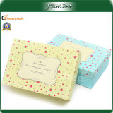 Printing Colorful Gift Christmas Paper Packing Boxes Set