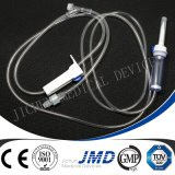 Medical Supply Disposable IV Transfusion Infusion Set with Luer Lock