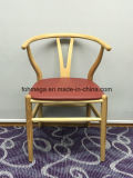 Western-Style Restaurant Cow Horn Dining Chair (FOH-BCC41)