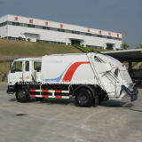 10 Cbm Compression Type Garbage Truck for Sale