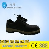 Factory Direct Good Price Double Density PU Sole Steel Toe Genuine Leather Waterproof Industrial Work Working Safety Shoes