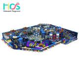 Space Theme Children Indoor Playground Equipment for Amusement Park