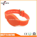 Charm Silicon RFID Bracelet with MIFARE /Em Chip