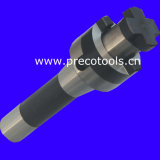 Precision R8 Combination Shell End Mill Arbors