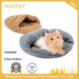 Private Label Pet Products, Cat Sleeping Bag Cave Bed, Cat Slipper Bed