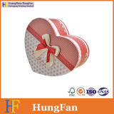 Heart Shape Chocolate Candy Wedding Packaging Paper Box