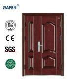 Cheap Mother Son Steel Door (RA-S132)