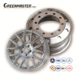 DOT/TUV/Jwl/Via Certified Factory Wholesale Replica Passenger Car SUV 4X4 Truck Aluminum Alloy Wheel Rims, Bus Trailer ATV Steel Wheel