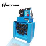 """Hot Sale Hydraulic Hose Crimping Machine Price up to 1 1/2"""" Hose Finn Power Style Hhp52"""