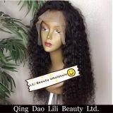 2018 Sleek 360 Lace Frontal Wig 150 Density Swiss Lace Wig Brazilian Straight Human Hair Wigs for Black Women