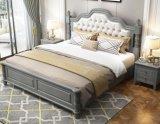 American Hotel Simple Solid Wood Furniture Bedroom Set