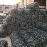 3m X 1m X 1m PVC Coated Gabion Basket/ Galvanized Wire Mesh Best Price