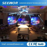 High Refresh Rate P3.91mm Die-Casting Aluminum Indoor Rental LED Panel for Stage and Event