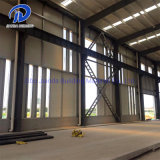 China Cheap Prefabricated Building Light Steel Structure