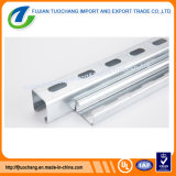 Galvanized Steel Channel with Slotted