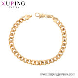 Xuping 18K Gold Color Fashion Bracelet