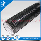 "Semi-Rigid Flexible Aluminum Duct for Heater (4""X 2′, 4 Screws)"