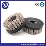 Customized Industrial Brush Disc Brush for Deburring Polishing (dB-200031)