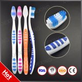 Yangzhou Factory Wholesale OEM Gum Massage Toothbrush for Home Use
