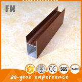 Hot Sell Wooden Finish Aluminum Profile for Window and Door