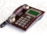 Anique Caller ID Telephone, Speaker Phone, Old Style Phone, Special Telephone, Caller ID Phone, Antique Desktop Phone