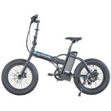 "20"" Fat Tire Electric Bicycle Foldable 2017 Hot Sale"