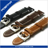 Top Grade OEM & ODM Genuine Leather Strap for Watch