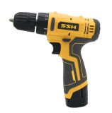 10mm 12V 1500mAh Cordless Drill with Li Ion Battery (STZ12A)