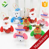 Christmas Holiday Tree Decoration Parts Bell Hanging Ornaments Toy Gift