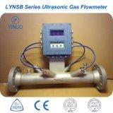 LYNSB Ultrasonic Gas Flowmeter with ATEX & IEC Ex-Certificates