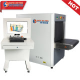 Airport 160KV X-ray Baggage Scanner X Ray Security Scanner Equipment SA6550